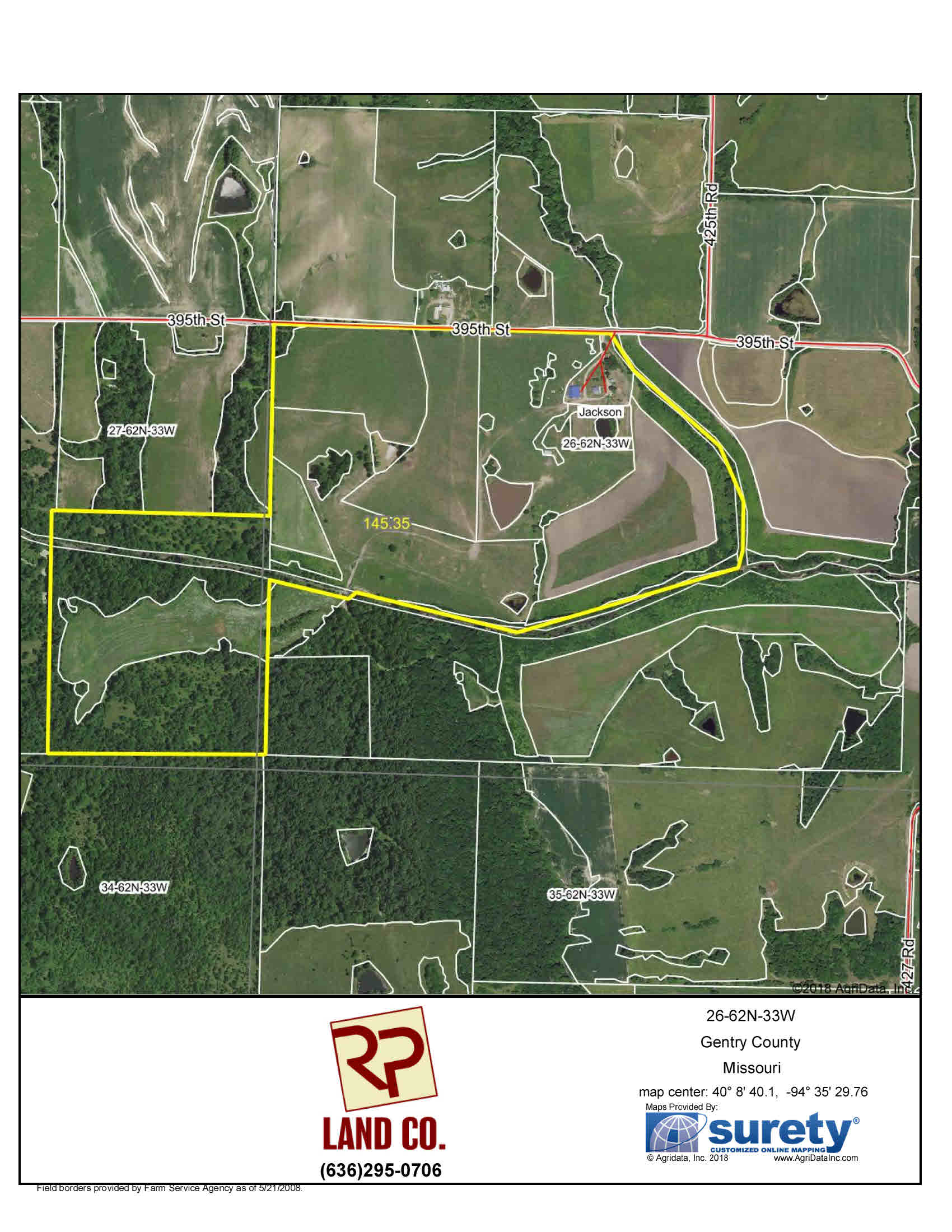 100 200 acres page 1 rp land co